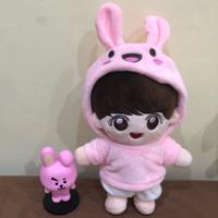 Bts Import Korea Jungkook Doll 20 Cm Bts Doll