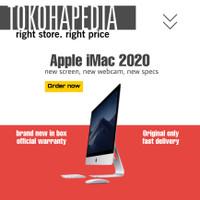 "APPLE iMac 2020 MHK23 4K 21.5"" 3.0GHz CORE i3 / 256GB SSD"