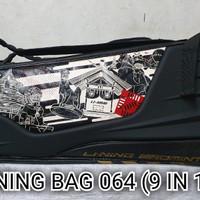 Tas / Bag Lining 064 ( 9 in 1 ) original