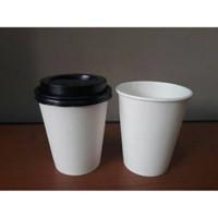 cup sablon paper 8oz +tutup