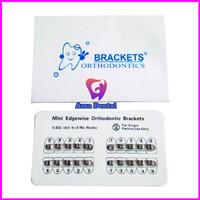 bracket mini amplop behel gigi fanci edgewise slot 022
