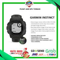 Garmin Instinct Graphite Outdoor GPS Watch Garansi Resmi Tam