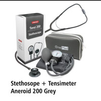 Tensimeter aneroid onemed / paket tensi dan stetoskop onemed