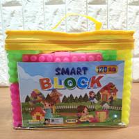 Lego Smart Block isi 120 Brick Balok Susun
