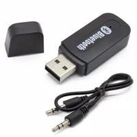 Wireless Music Receiver USB Speaker Bluetooth Audio Music dan Kabel