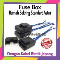 Fuse Box / Rumah Sekring Dx Tancap / Socket Sikring Mobil & Motor