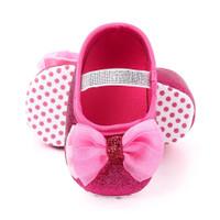 sepatu prewalker impor bayi anak perempuan model pita