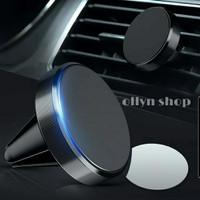Holder Hp Mobil Magnet Handphone Rotate Flip Stand