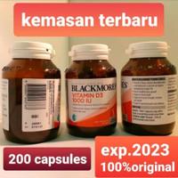 blackmores VITAMIN D3 1000iu isi 200 tablets