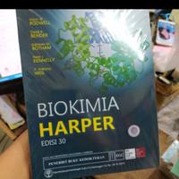 ORIGINAL buku Biokimia harper ed 30