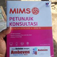 MIMS Petunjuk konsultasi 2019 - 2020 ed 19 terbaruuu