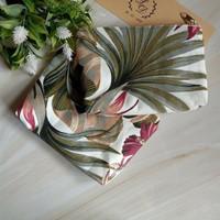 Paket souvenir pernikahan dompet pouch kosmetik isi 100 pcs