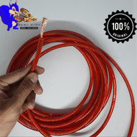 kabel power audio mobil 8 awg ULTRA DRIVE JUAL METERAN HIGH QUALITY