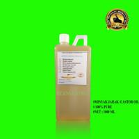 MINYAK JARAK / CASTOR OIL 1 LITER