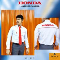 Seragam Kemeja Resmi Honda Lengan Panjang (Pria)