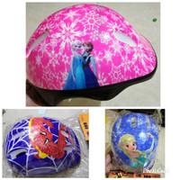 Helm sepeda sepatu roda anak kids laki perempuan skateboard