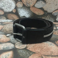 Bally tianis belt leather auth