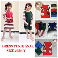 Dress Tunik Anak Perempuan - size 10