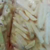 Kentang Goreng French Fries Frozen 500gr
