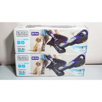 Black + Decker Pet Dustbuster Vacuum Cleaner Tangan (Baru dalam box)