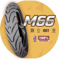Ban Motor Mizzle M66 80/80-14 (Tubeless) Matic Scoopy Mio Vario Beat