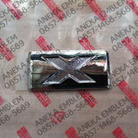 original - emblem x - logo x - ayla - allnew xenia - great xenia