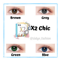 Softlens Minus Normal X2 Chic/Softlens X2 Chic