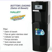GEA HALLEY Dispenser Galon Bawah Kompresor