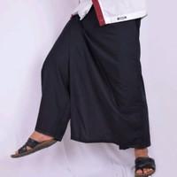 sarung celana dewasa hitam polos