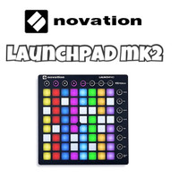 Novation 🏀 launchpad mini mk2