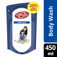 LIFEBUOY Body Wash Mild Care refill