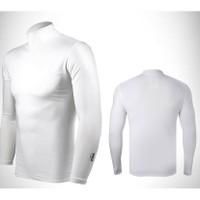 PGM Kaos T-Shirt Lengan Panjang Musim Panas Bahan Ice Silk untuk Pria