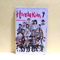 Komik Handa Kun Vol. 7, Kolpri
