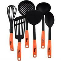 Kitchen Tool Set Oxone OX-953 - Orange