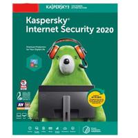 Kaspersky Internet Security (KIS) 2020 (1thn/1PC) Termurah (Tanpa VPN)