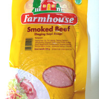 Smoked Beef | Farmhouse | Daging Sapi Asap