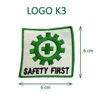 Emblem Logo k3 Safety First