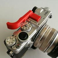 Camera Thumb Grip by W3DE untuk Hotshoe Mirrorless Standard