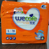 WeCare International Adult Diapers L16