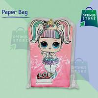 Paperbag/Paper Bag/Kantong/Tas Kertas tema custom LOL (12PCS)