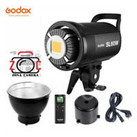 Godox SL-60W Video LED Bowens Mount SL - 60w White Lighting Lampu SL60
