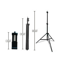 Yunteng VCT 7788 Tripod stand 2m Remote Bluetooth plus Holder Hp