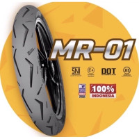 Ban Motor MIZZLE MR-01 90/80-14 Road Race Compound (Tubeless) Matic