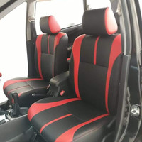Sarung jok mobil Kijang 2000 kijang krista Bahn MYO INTERIOR LEARTHER