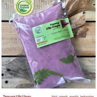 tepung ubi ungu lingkar organik 500 gr