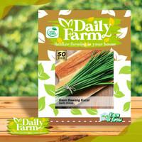 Daily Farm - Benih Bibit Daun Bawang Kucai ( Garlic Chives )