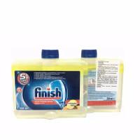 Finish 5x Power Action Dishwasher Cleaner Lemon Scent 250ml