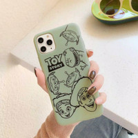 casing iphone 11 pro x xr xs max silikon case motif toy story