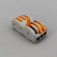 Wago 3x3pin connector kabel terminal blok CMK423