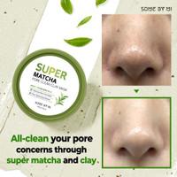 SOMEBYMI super matcha pore clean clay mask